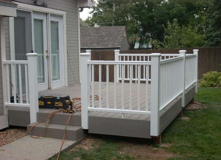 Deck Colors For Grey House Best Decks With Deck Colors